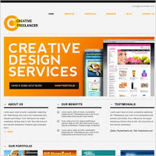 Free Freelancer Creative Freelancer Template Free Website Templates In Css Html Js
