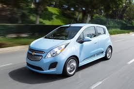 2014 Chevrolet Spark EV - Information and photos - ZombieDrive
