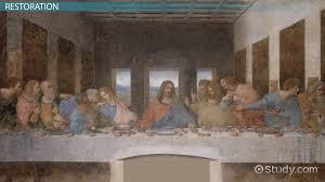 the last supper by da vinci facts location lesson transcript study com