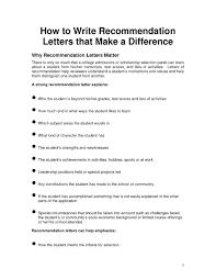 Recommendation Letter For Visa Application Sample Letter Of Recommendation Visa Application Archives
