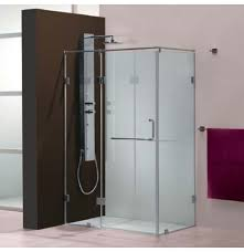 Jaquar Corner Shower Enclosure Door On Fixed Panel G JSE - Jaguar bathroom