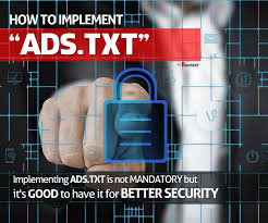 how to implement ads txt in ger wordpress