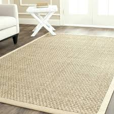 natural fiber area rug natural wool sisal area rugs