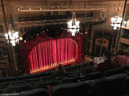 Shubert Theater Nyc Seating Chart Shubert Theatre Balcony View From Seat Best Seat Tips