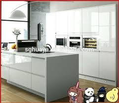 high gloss kitchen cabinet doors lacquer