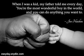 Dad Quotes From Son Custom Fathersdayquotesfromson Easyday