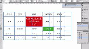 indesign table rounded corners cells