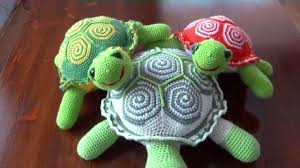 Crochet Turtle Pattern