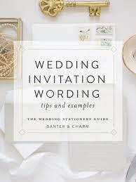 Sample Wedding Invitation Wording Wedding Stationery Guide Wedding Invitation Wording Samples