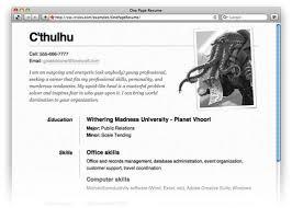 35 Best Online CV Resume Templates