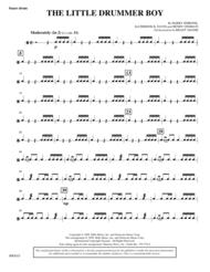 The Little Drummer Boy Snare Drum By Digital Sheet Music