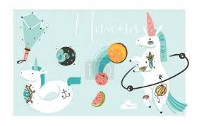 Vektorová Grafika Ručně Kreslené Vektorové Abstraktní Grafické