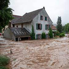 Parts of Germany Are Underwater as ...