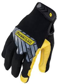 Ironclad Iex Mplg Mplw Command Pro Leather Touchscreen Gloves