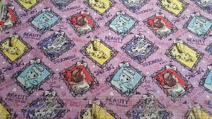 Disney Princess Fabric - Princess Sketch Fabric - Purple Fabric ... & Disney Princess Fabric - Princess Sketch Fabric - Purple Fabric - Cotton Quilting  Fabric - Cinderella - Rapunzel - Snow White - Belle from ... Adamdwight.com