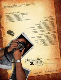 creative resume for photographer great examples of creative cv resume design web graphic css author creative resume