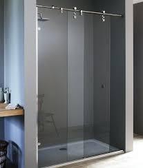 frameless glass sliding shower doors majestic screen cost
