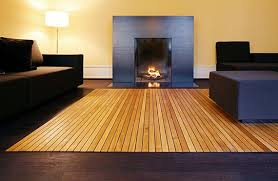 A Wood Floor That Rolls Up Like A Rug