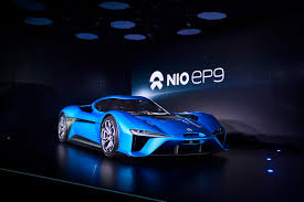 new electric car releasesNextEV Launches NIO Brand and Worlds Fastest Electric Car