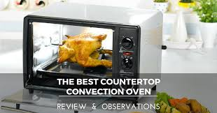 the 10 best countertop convection ovens to in 2018