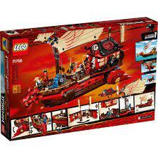 Le QG des ninjas LEGO Ninjago 71705 - Super héros, cinéma et jeux vidéo -  La Grande Récré