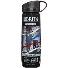 inside brita water filter. Brita Filtered Water Bottle (includes 1 Filter), Hard Sided, BPA Free, Inside Filter