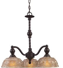 elk lighting 66196 3 norwich oil rubbed bronze 21 inch 3 light chandelier undefined