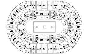 North Charleston Performing Arts Center Seating Chart North Charleston Coliseum Seat View North Charleston