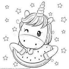 17 Best Unicorn Colouring Pages Images Unicorn Birthday Parties