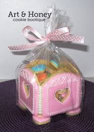 Decorative Cookie Boxes Valentine's cookie box Valentine's Day Valentine's present 70
