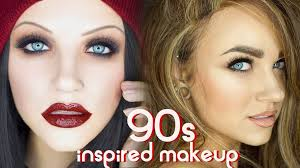 the glam gore channel shows us a duo of 90s looks in this video gritty grunge and supermodel glam