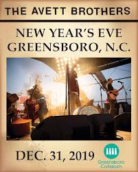 The Avett Brothers Announce New Years Eve 2019 Concert