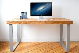 simple home office desk. Beautiful And Simple Home Office Desk Design