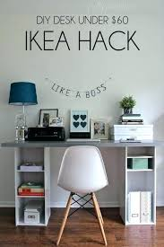 desk ideas diy amazing creative desk ideas for small spaces with additional room decorating computer standing desk ideas diy