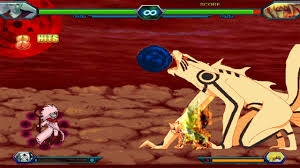 Six Paths Madara VS Minato Kurama Mode - Bleach Vs Naruto 3.3 ...