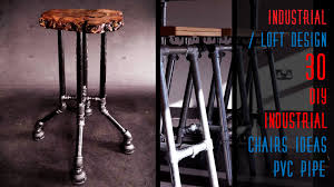 industrial furniture ideas. 30 DIY Industrial Chairs Ideas Pipe Furniture X