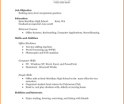 Simple Resume Format Sample Archaicawful How To Write Simple Resume Format Curriculum Vitae 38