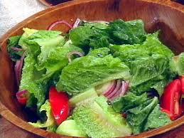 simple mixed green salad.  Simple In Simple Mixed Green Salad Food Network