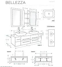 makeup vanity mensions bathroom vanities cabinets storage standard height counter meum size typical dimensions table
