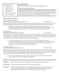 network security analyst sample resume security officer resume template  guard sample no experience entry .
