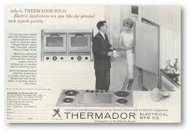 vintage thermador kitchen innovation