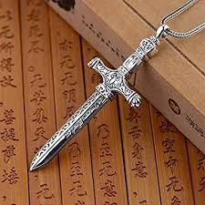 Nattaphol 925 Silver Cross Pendant 100% Pure S925 ... - Amazon.com