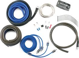 kicker ck4 complete 4 gauge amplifier wiring kit includes 2 kicker ck4 complete 4 gauge amplifier wiring kit includes 2 channel patch cable and speaker wire at crutchfield com