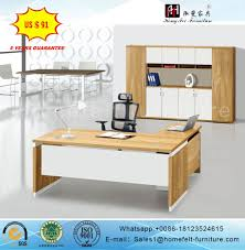 Simple Office Design Delectable China Simple Style Executive Office Furniture Desk Wooden Boss Table