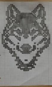 67 Robust Cool Graph Paper Art