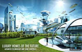Futuristic Homes For Sale Luxury Homes Of The Future Advanced Technology And Some