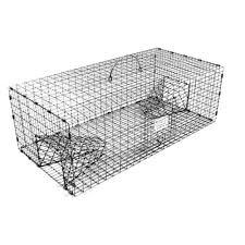 Bird Cage Trap Design Tomahawk Double Door Rigid Live Sparrow Trap Traps Bird