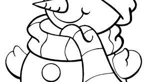 Snowman Template Printable Free Printable Snowman Snow Man Coloring Page Snowman Colouring