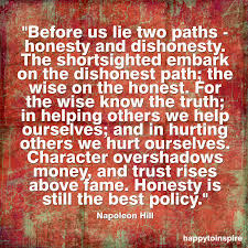 Quotes On Honesty And Love