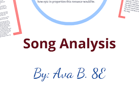 """Song Analysis """"Cosmic Love"""" by Ava Bishop"""